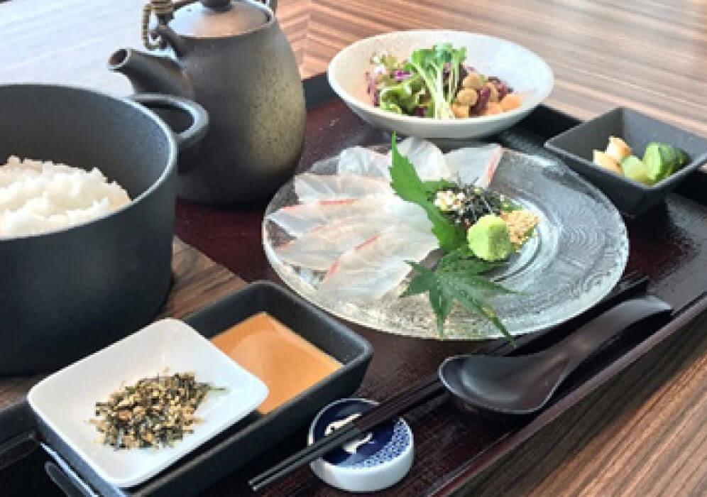 鯛茶漬け(阿久根産鯛王)