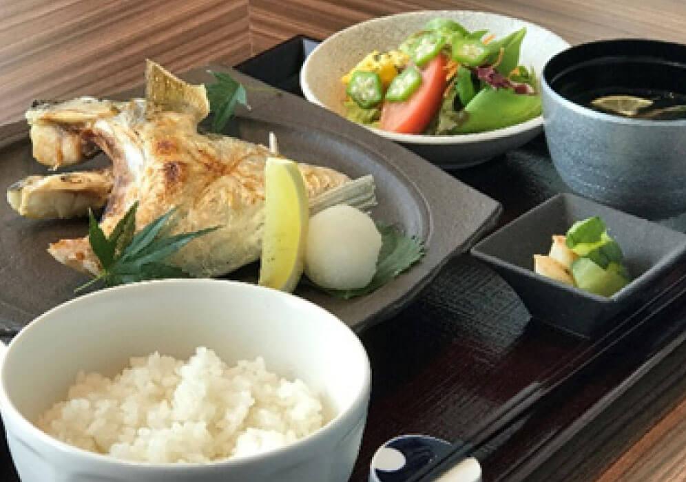 旬の焼き魚定食