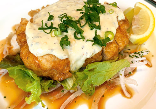 桜島鶏のチキン南蛮